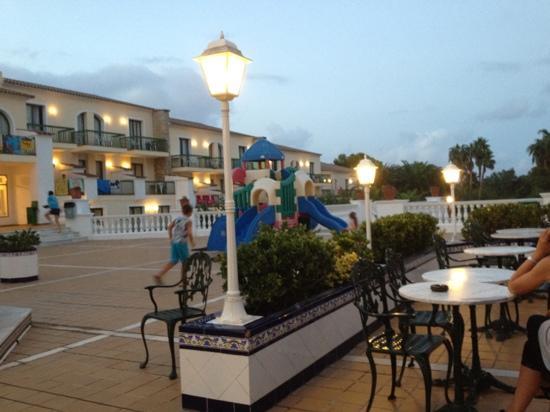 Hotel Pino Alto: interior hotel