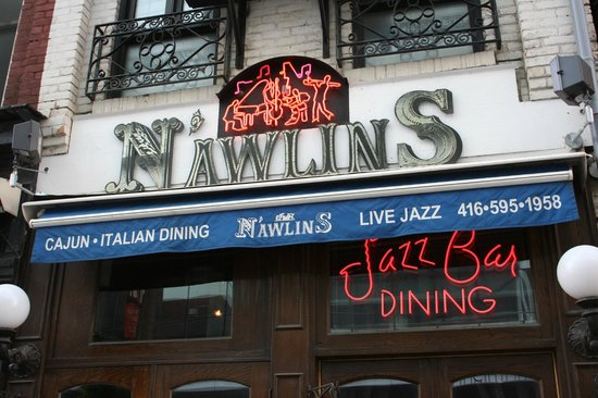 N'awlins jazz bar and dinning