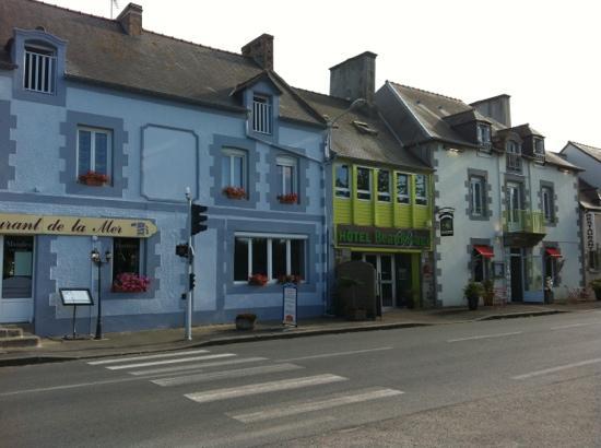 Hotel Restaurant Beau Rivage : hotel Beau Rivage