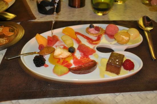Le Parfum des Garrigues: Desserts yum yum