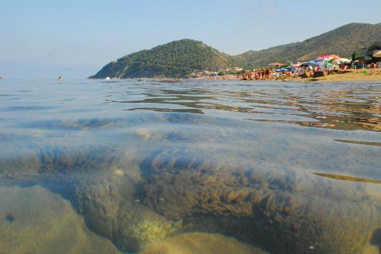 Hotel Costa d'Oro: acqua meravigliosa