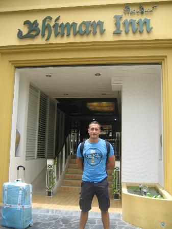 Bhiman Inn: ingresso