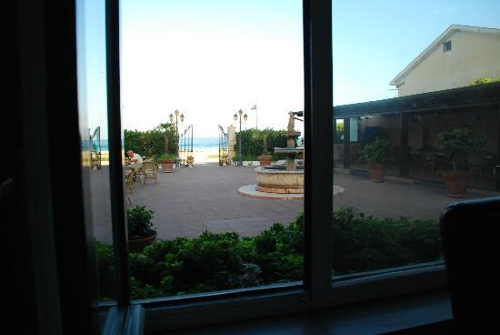 Hotel Costa d'Oro: dal ristorante