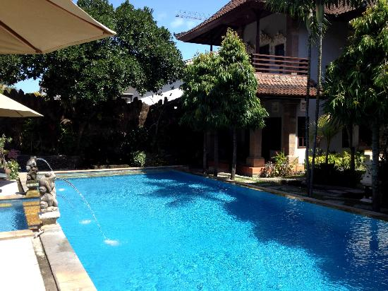 Puri Sading Hotel: Great pool