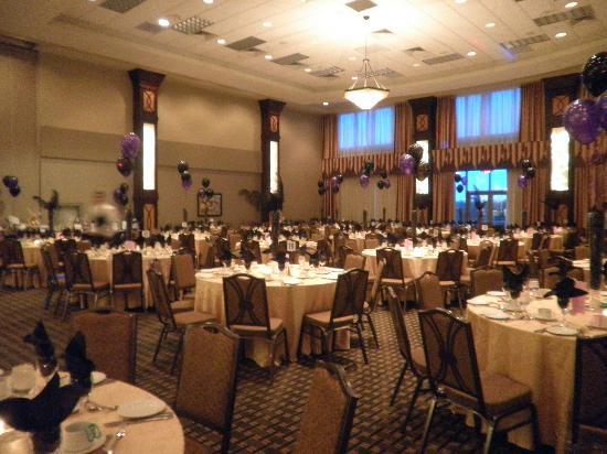 Westney Ballroom Picture Of Ajax Convention Centre Ajax Tripadvisor