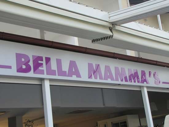 Bella Mama at Delta Hotel: Bella Mamma at Delta Hotel