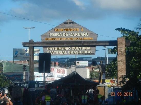 Caruaru, PE: Feira de Artesanato