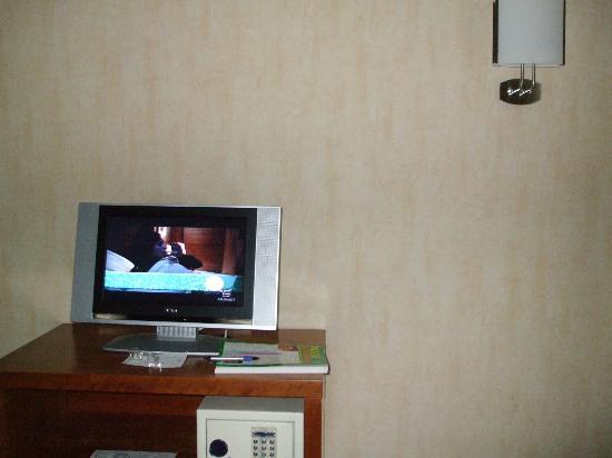 Hotel Delfino : La camera