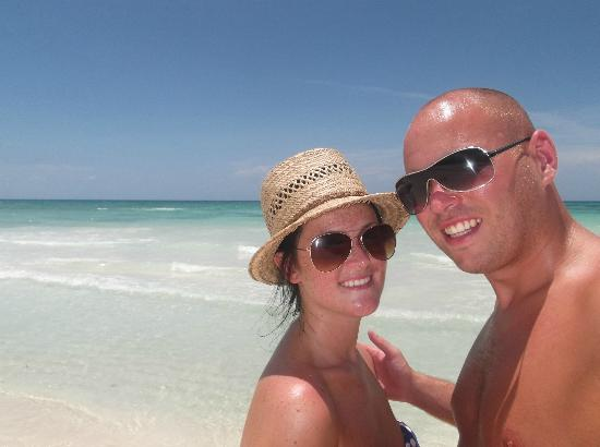 Sensimar Seaside Suites & Spa: amazing beach