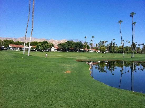 Omni Rancho Las Palmas Resort & Spa: Golf course