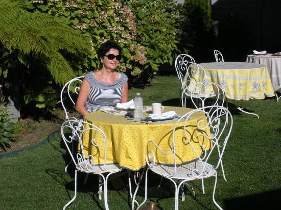 Lavender - A Four Sisters Inn: breakfeast