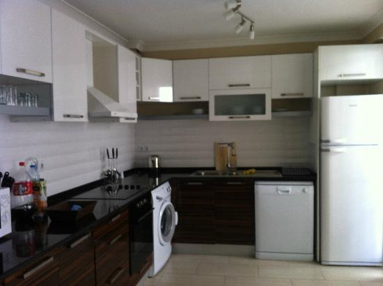 Diana Residence: CUCINA