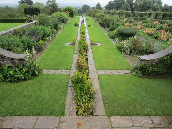Taunton, UK: Hestercombe Garden