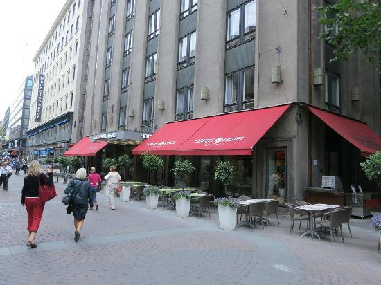 Original Sokos Hotel Helsinki: Exterior