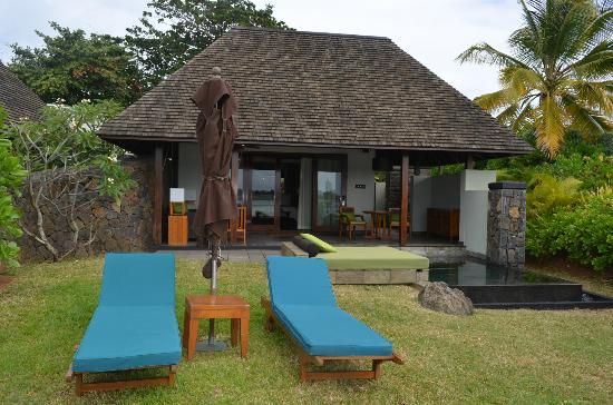 Four Seasons Resort Mauritius at Anahita: Ocean Villa 