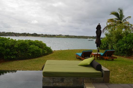 Four Seasons Resort Mauritius at Anahita: View from the Ocean Villa 