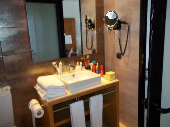 Protur Palmeras Playa Hotel: our bathroom
