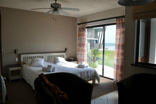 Beach Lodge Swakopmund: Standard Twin Room