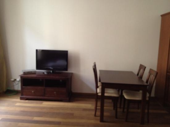 Aparthotel Na Belidle: suite 4 living room