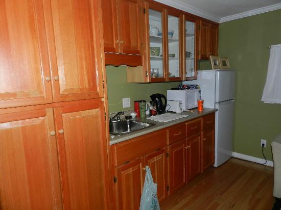 Riverbend Guest House B&B: cabin