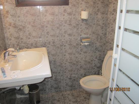 Le Logis du Guetteur: Salle de bains