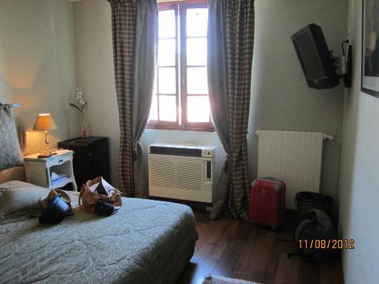 Le Logis du Guetteur: Notre chambre