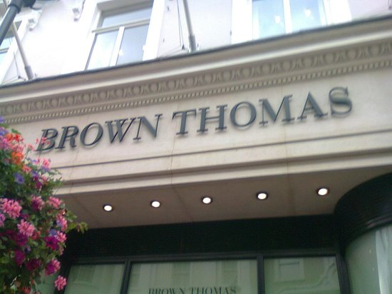 Brown Thomas 商场