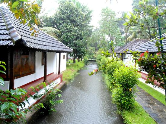 Coconut Lagoon: House by the river