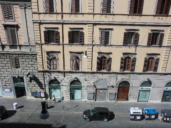 Auditorium di Mecenate: looking out from the room