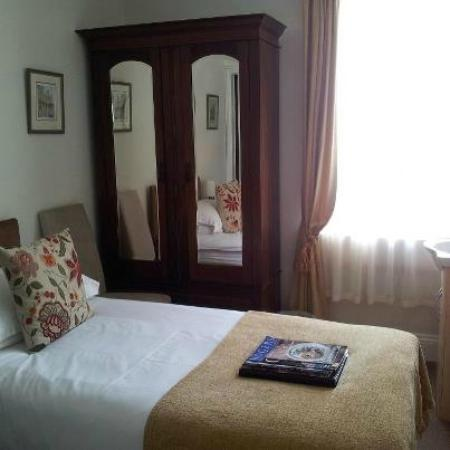 Crescent Guest House: Room nr 1, single room