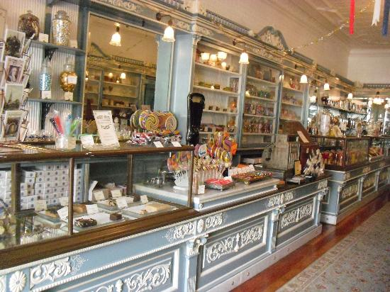 Old Fashioned Candy Store Philadelphia