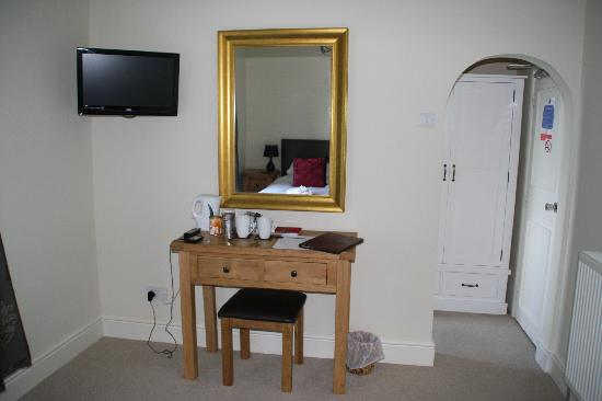 Woodlands Guest House: room one
