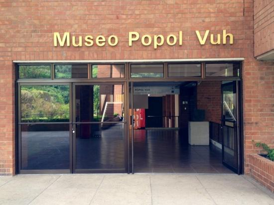 Museo Popol Vuh Tour