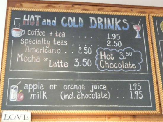 Philip's Cafe : Best Cup of Coffee on the Island!