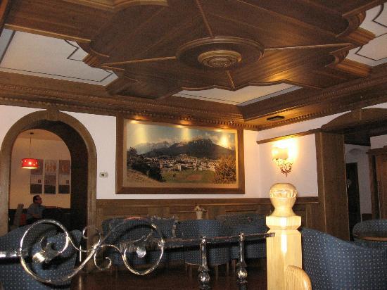 Hotel Nordik: Sala soggiorno