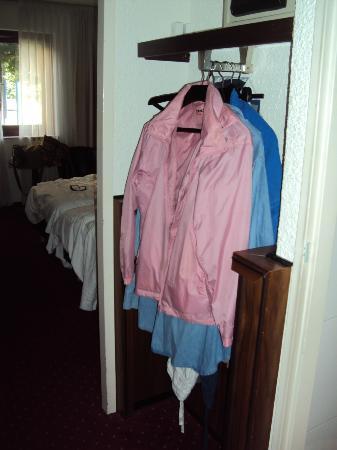 Van der Valk Hotel Venlo: Disabled Wardrobe