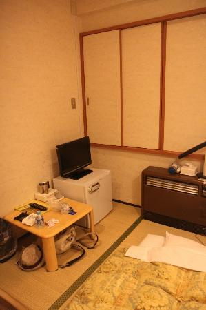 Oak Hotel: Japanese Room