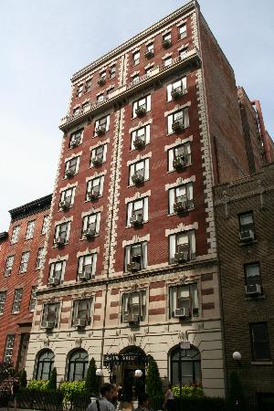 Washington Square Hotel: Hotel