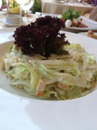 Belvedere Restaurant: Caesar Salad
