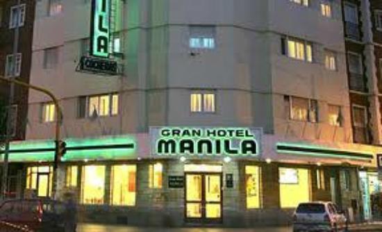 Gran Hotel Manila: LA ENTRADA
