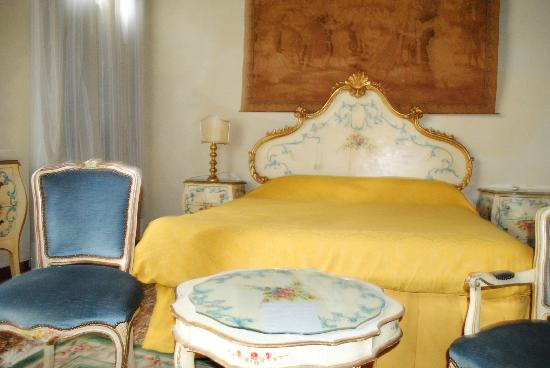 B&B San Firmino: camera matrimoniale