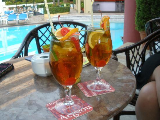 Dionysos Hotel: Cocktails1