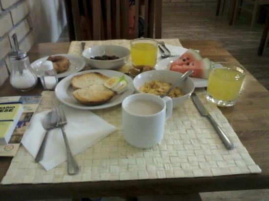 King's Hotel: colazione