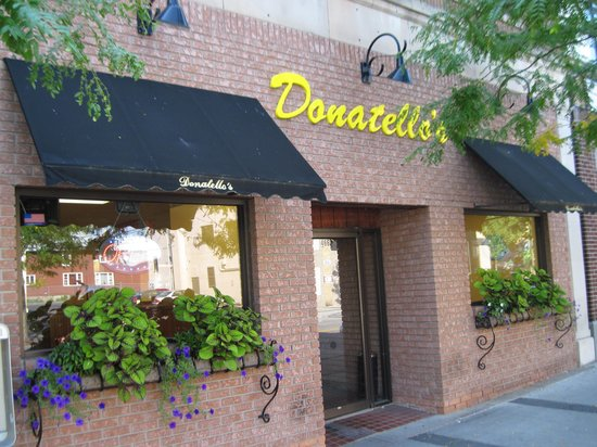 Donatello's Restaurant.