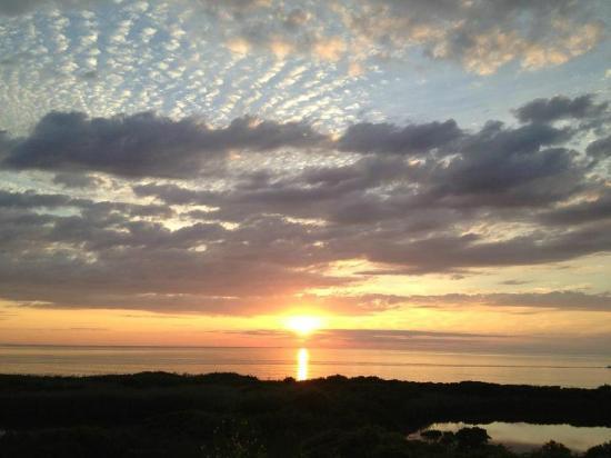 Sunrise from The Sea Breeze Inn