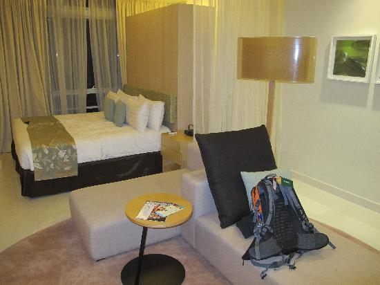 PARKROYAL Serviced Suites Kuala Lumpur: bed