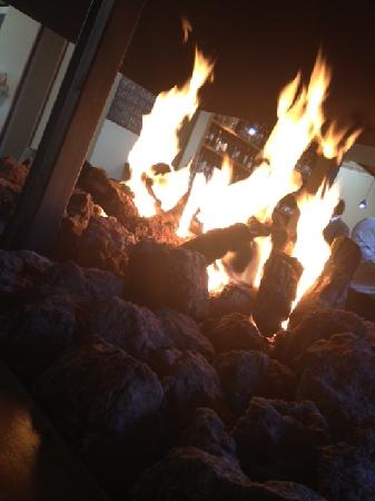 Vivace: Sit around the Fire with a nice Vino
