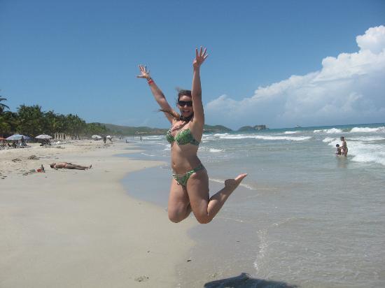 Hesperia Playa El Agua: Playa