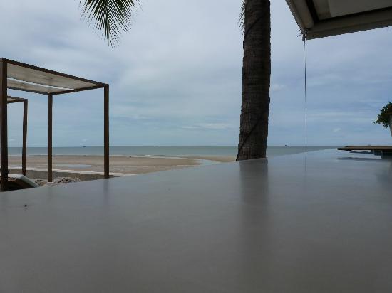 Putahracsa Hua Hin: beach area