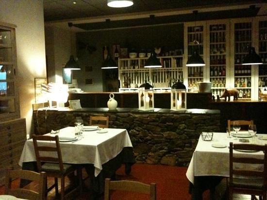 Hotel Rural Porta Coeli: Restaurante